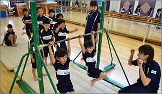幼児体操・小学生体操