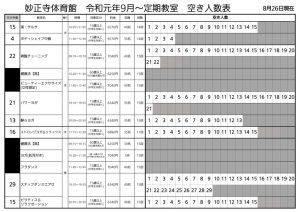 妙正寺定期空きR1.9-(二次以降)のサムネイル