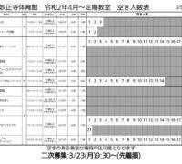 妙正寺定期空きR2.4-のサムネイル