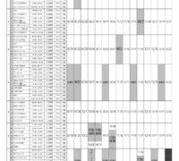 2021年度9-12月 フロア定期教室日程表のサムネイル